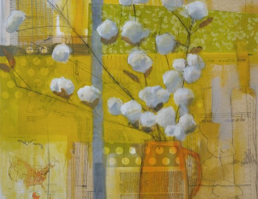 Laurie Breen: Cotton in the Window