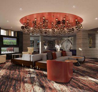 Studio 3807 Club Lounge
