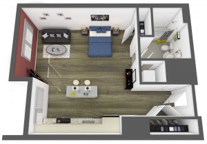 Prado Floor Plan
