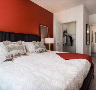 Studio 3807 Bedroom in apartment