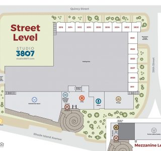 3807 Street Level