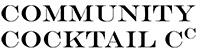 Community Cocktails logo