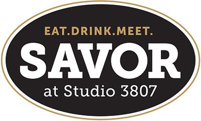 Savor at Studio 3807: Eat, Drink, Meet