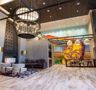 Studio 3807 Interior